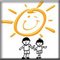 Bimbi al sole: come e quando?